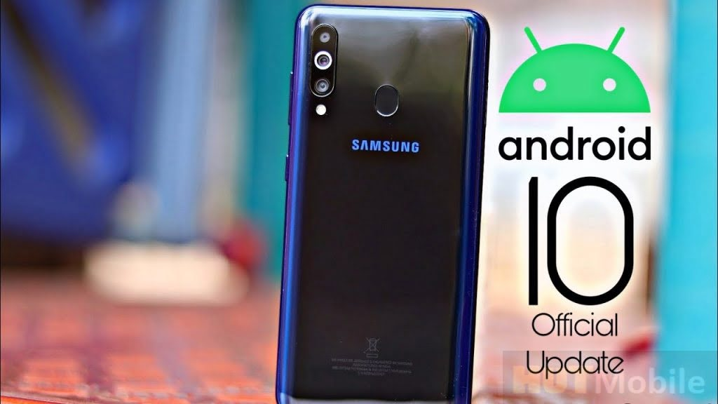 Android 10 good news for Galaxy M40