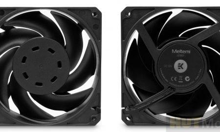 EK Water Blocks releases Meltemi high-speed fan