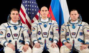Getting sick in space NASA handle an astronaut disease outbreak Detail