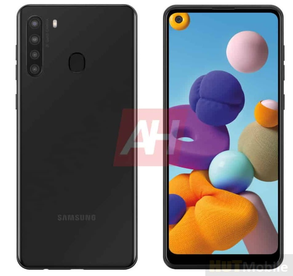 Galaxy A21 is coming Here are the features and design