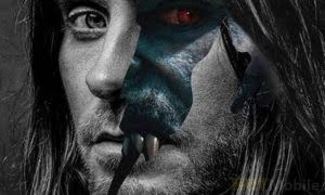 The Morbius poster for Comic Con with reincarnating Jared Leto was leaked to the network