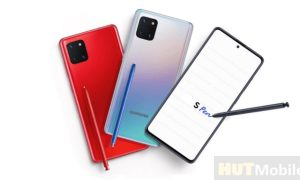 Affordable Galaxy Note 10 Lite review