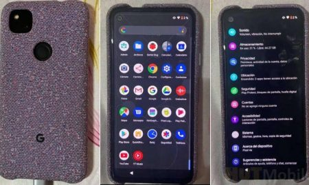 Google Pixel 4a completely unveiled by a video