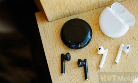 Huawei Kirin A1 chipset wireless in-ear headphones Features