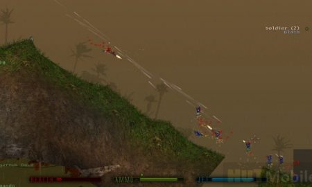 Classic Soldat shooter Leak More Features released on Steam for free