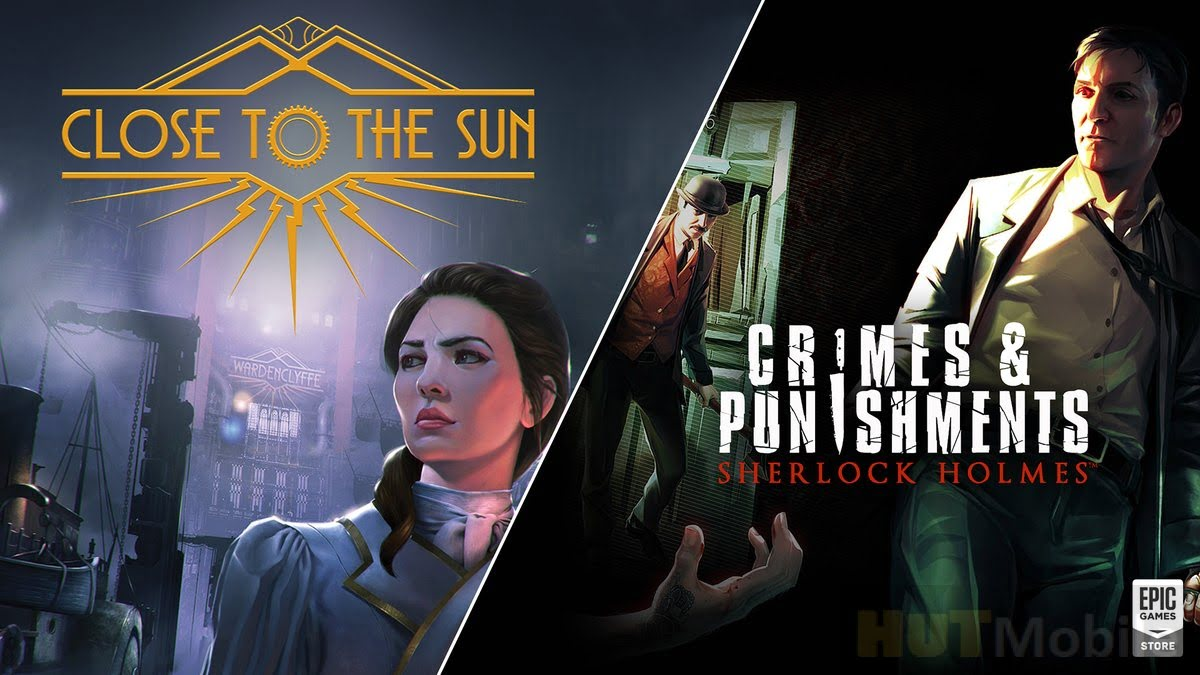 Epic Games Store presents Sherlock Holmes Crimes and ...