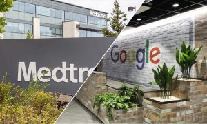 Support for coronavirus from Google and Medtronic