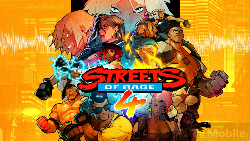 New Streets of Rage 4 Trailer Reveals Game Release Date and Battle Mode