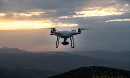 In Russia drones began to observe compliance with the self-isolation regime