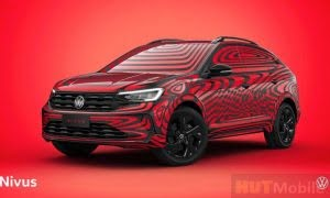 Volkswagen Nivus appeared in camouflage 2020 How will the 2020 Volkswagen Nivus features be Polo-based Volkswagen Nivus coupe-SUV teased
