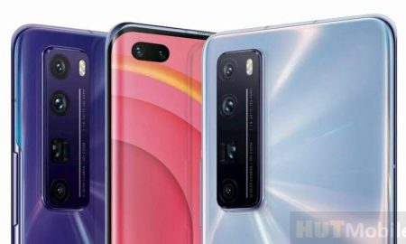 Huawei showed Nova 7 Pro in a commercial: curved screen and dual front camera