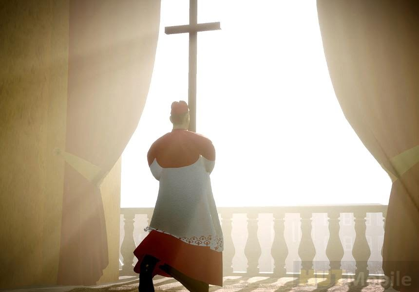 Pope Simulator Game leaked Features of Game