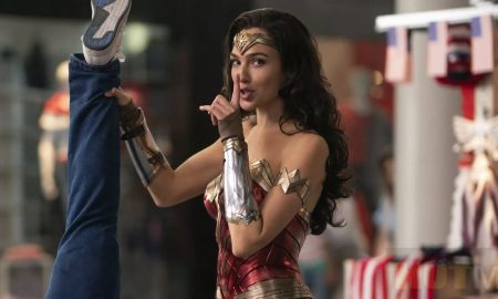 A woman must fight like a woman the fights in Wonder Woman 1984 are inspired by the famous circus