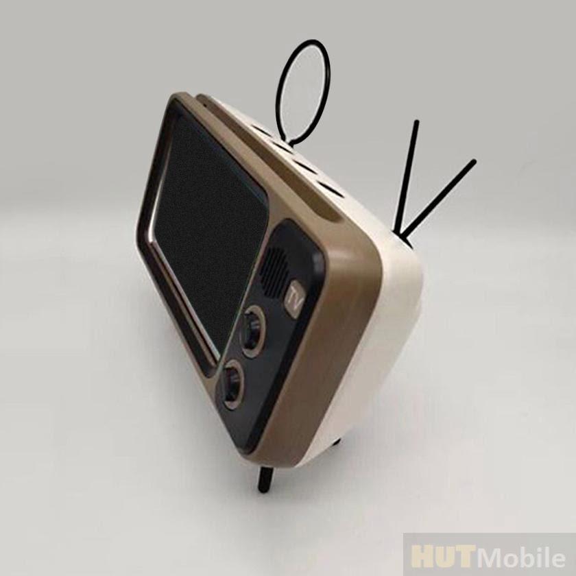 Woopower Bluetooth Speaker Turning Your Smartphone Into A Retro Tv Retro Tv Bluetooth Speaker Review Retro