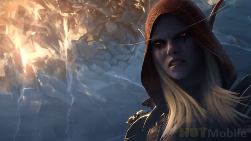 Leaked features news Blizzard prepares to test World of Warcraft: Shadowlands