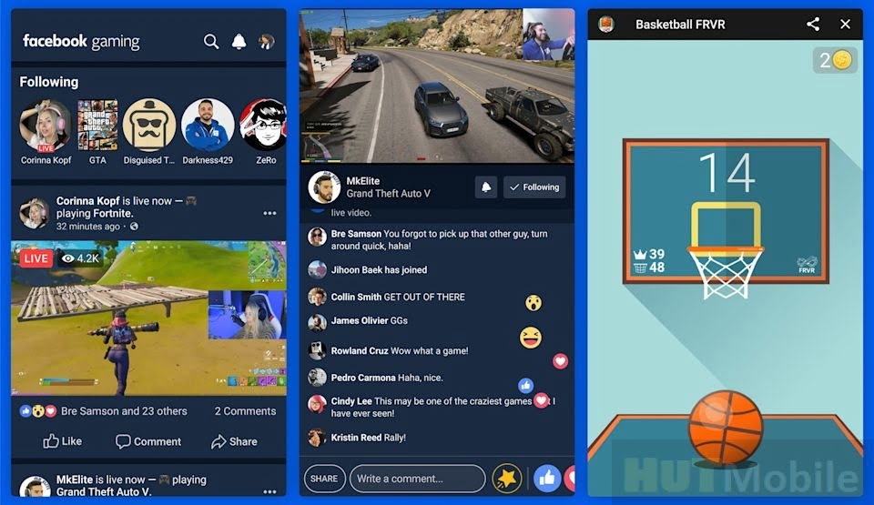 Good news for game lovers from Facebook On the agenda with the Facebook game application
