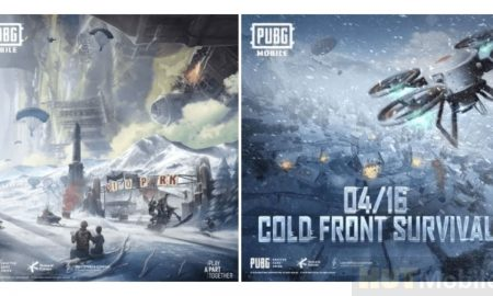 History appeared for PUBG Mobiles amazing game mode New game mode PUBG Mobile Cold Front Survival is coming