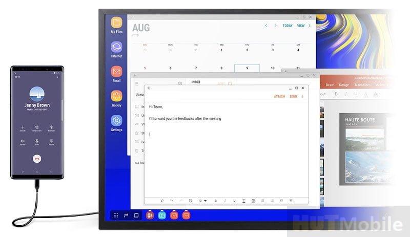 How to use Samsung DeX How to use Samsung dex s10 Samsung DeX station pad Tip and tricks