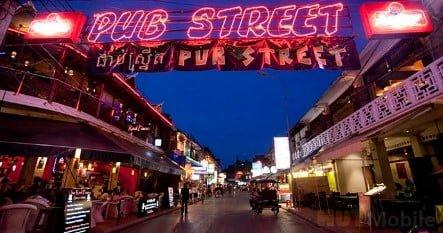Pub Street, Old Market & Nightlife