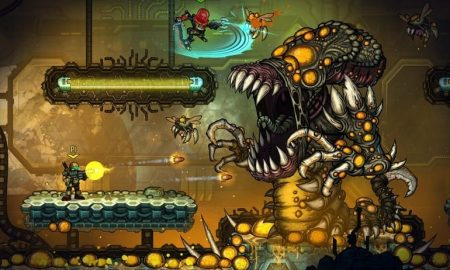 Fury Unleashed - action / platformer inside a comic strip