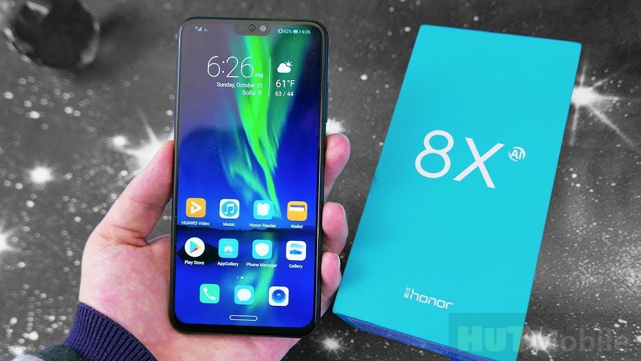 Huawei assistant update: Honor 8X has been updated! Expected Huawei feature