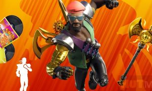 Fortnite hosted an unexpected concert by Major Lazer and Diplo