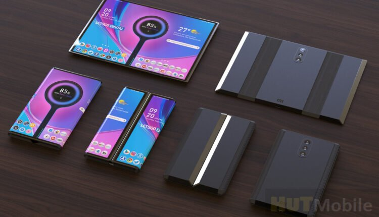 Xiaomi has received a new patent! xiaomi foldable