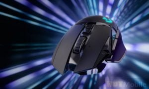 Logitech g502 lightspeed: Wireless mouse comfort for gamers