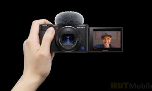 Sony zv-1 introduced the new compact vlog camera