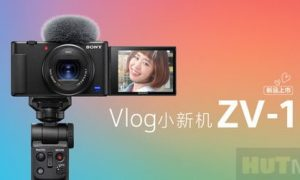 Sony ZV-1 released for video creators and Vlog bloggers