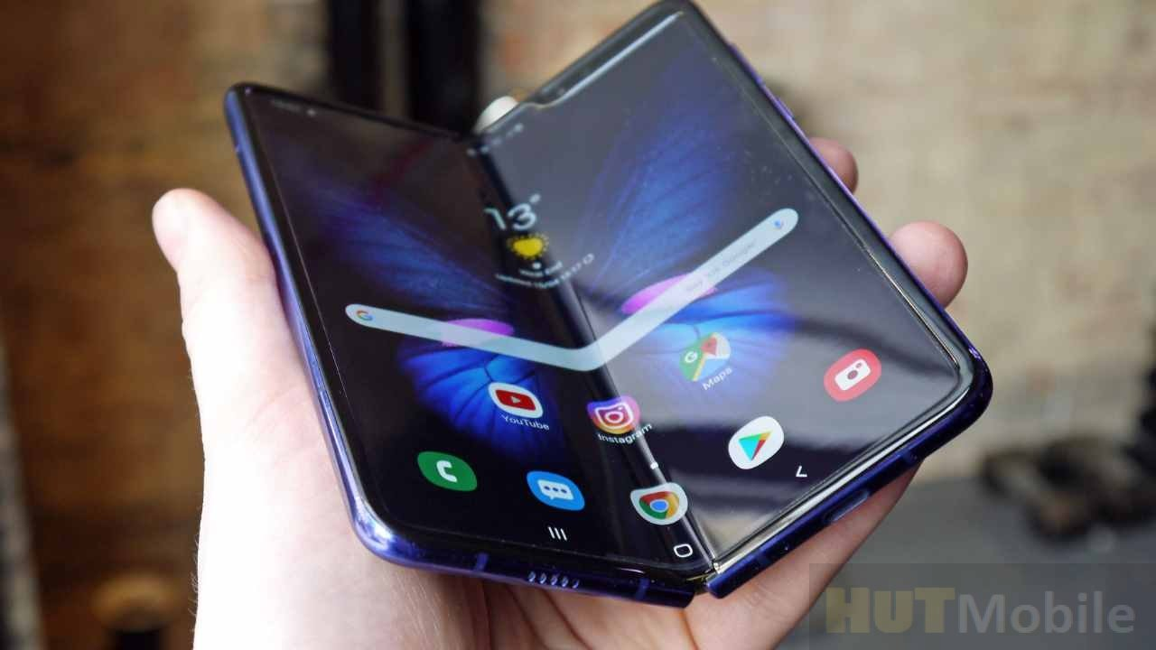 Countdown has started for samsung galaxy fold 2