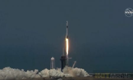 SpaceX's first astronaut falcon 9: Two astronauts went into space!