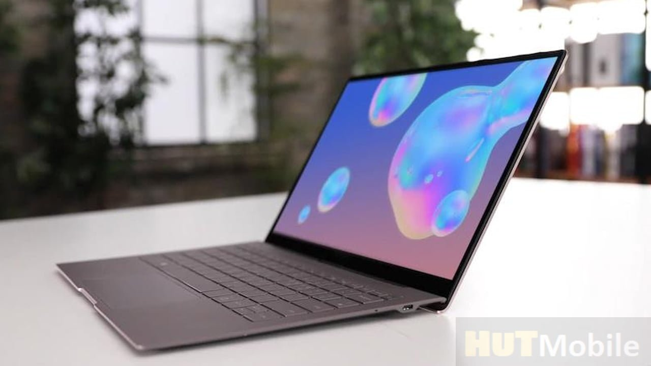 Galaxy Book S is introduced with its new processor!