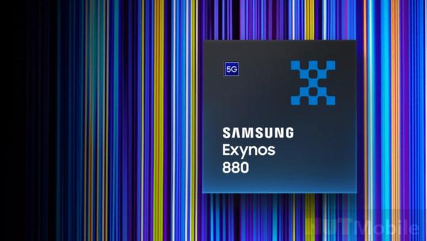 8nm process Samsung chip Exynos 880 debut with vivo Y70s