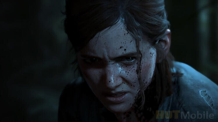 How much space will the Last of Us II play on PlayStation 4?