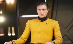 Star Trek Strange New- New series with Pike and Spock is coming