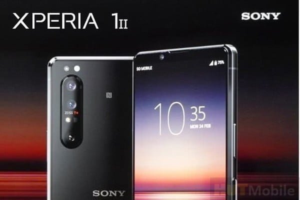 Sony Xperia 1 II will debut in mainland China on June 4 or will be sold in the near future