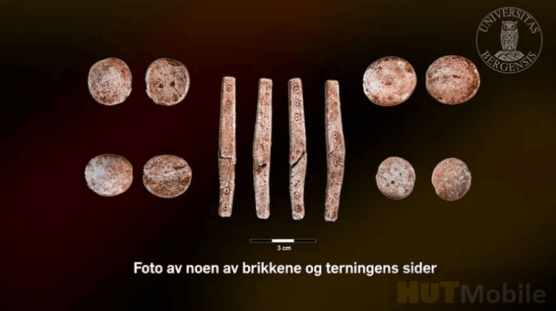 1700-year board game: A game of 1700 years found in a country