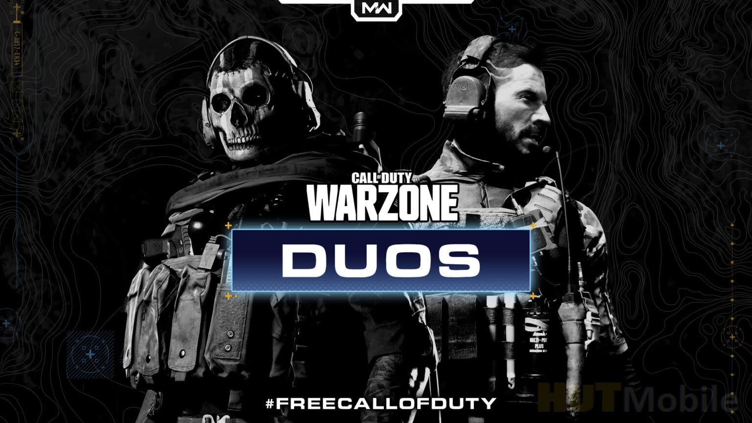 Call of Duty Warzone is on the agenda with Duos mode!