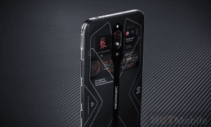 Red Devils 5G Deuterium Front Transparent Edition Will Be Open for Sale, Modern Cyberpunk Aesthetics Leading the Industry