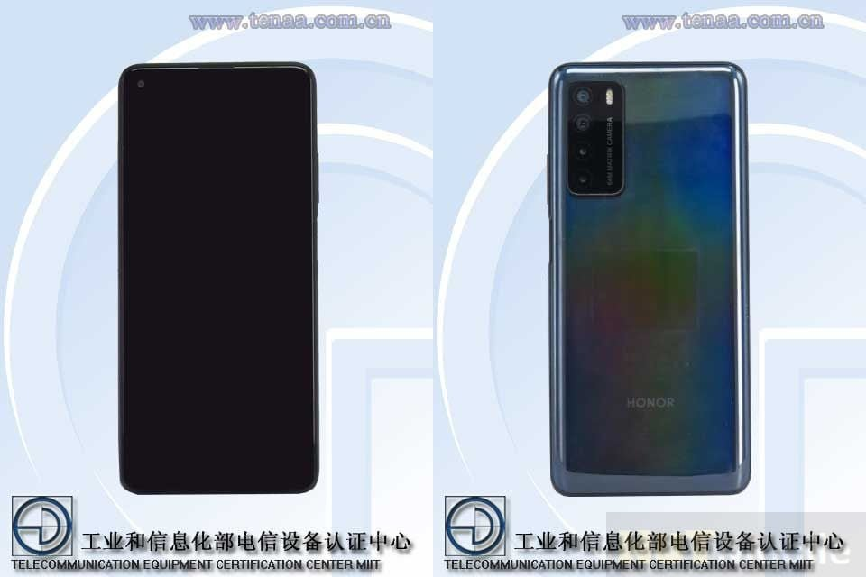 64 Megapixel: Honor Play 4 5G, on stage with its design