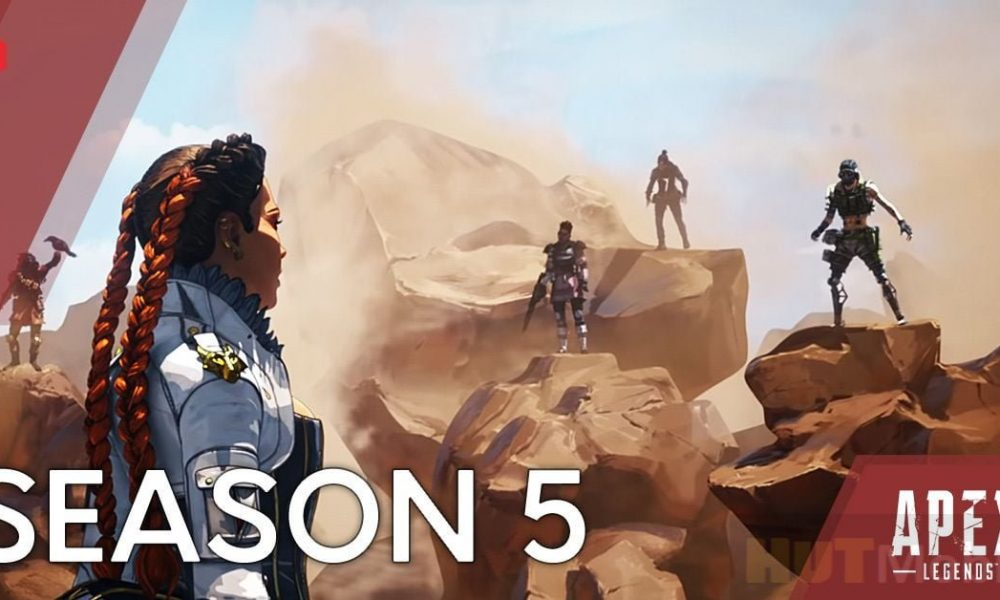 Apex Legends Mirage Rework Highlights Season 5 Balance Changes