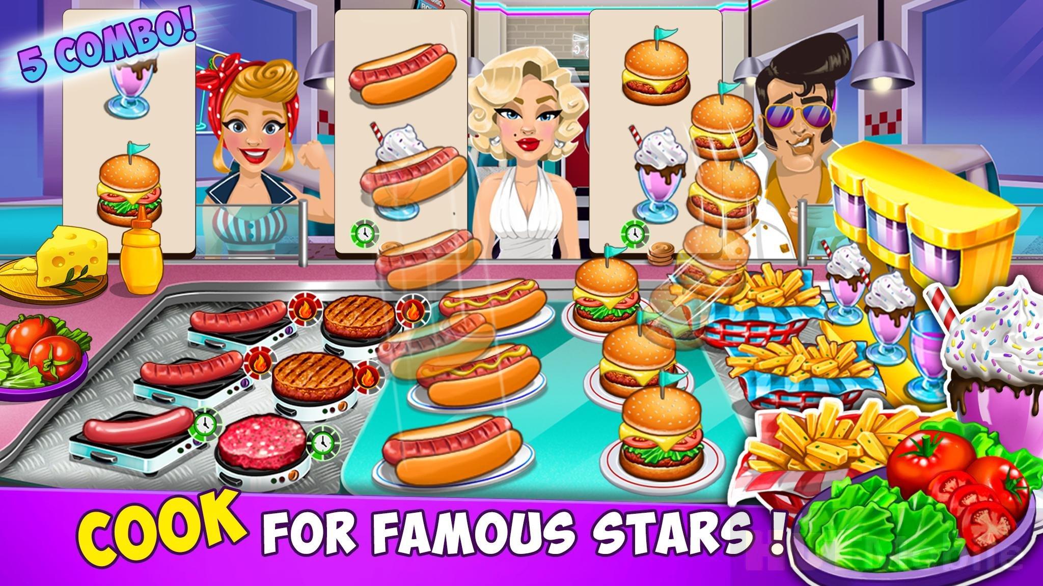 Crazy Kitchen - Free Mobile & Online Games - Zynga