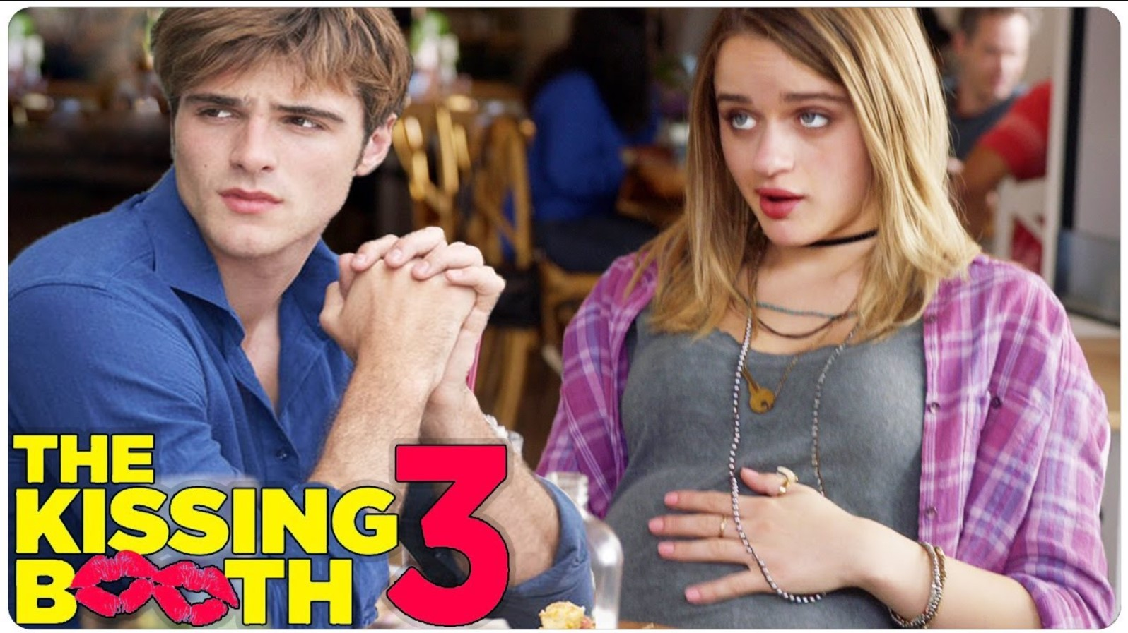 The Kissing Booth 3 Movie Download In HD Print Free Download