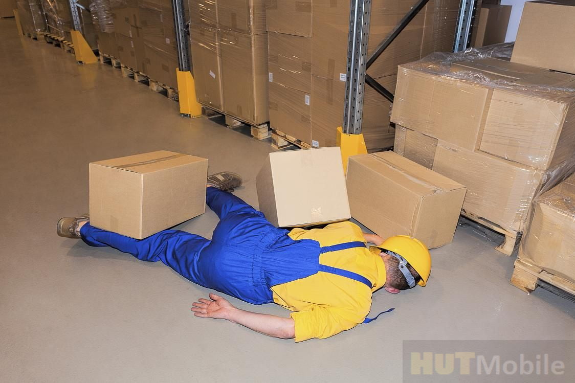 INDUSTRIAL ACCIDENTSINJURIES RESULTING FROM ACCIDENTS AT THE WORKPLACE - CONSTRUCTION OR PRODUCTION