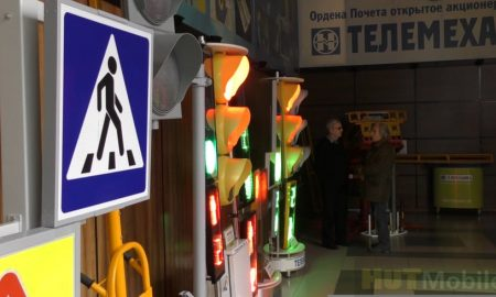 There are eyes ears and a brain How smart traffic lights from Nalchik fight traffic jams