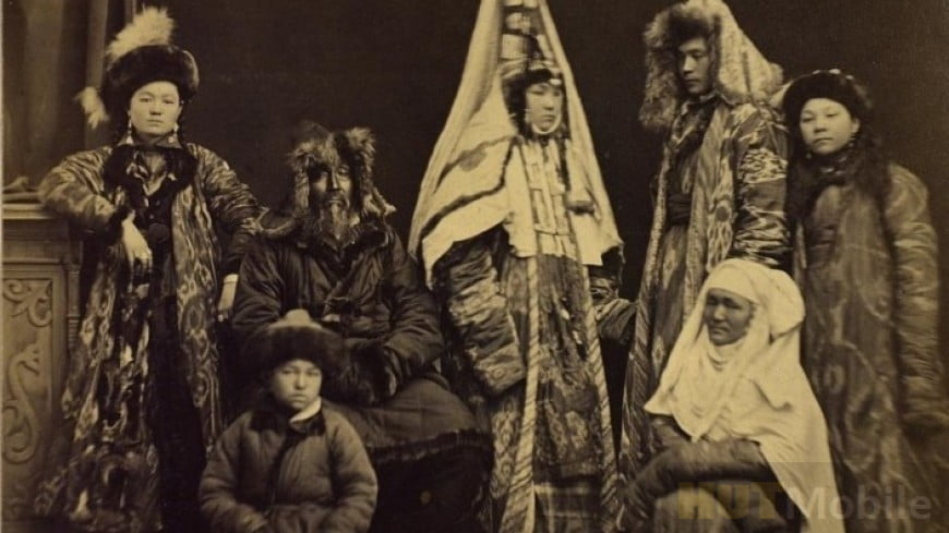 How Kazakhs married in the old days
