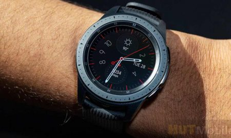 New Galaxy Watch 3 features spied running