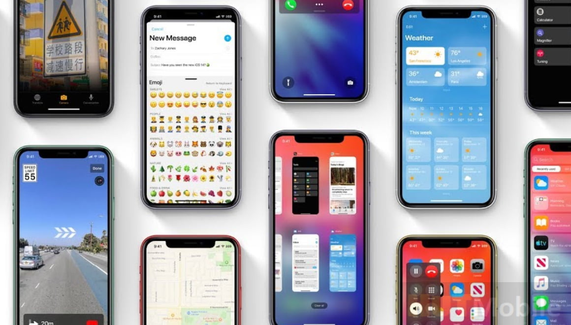 Download iOS 14 update iPhone models