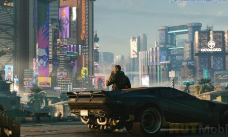 Cyberpunk 2077: The new gameplay trailer in the English version - with Keanu Reeves